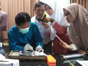Pelatihan Flow cytometry